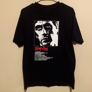Stray Rats Scarface T-shirt